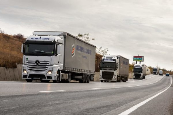 NEC AutoTransport - Partnerul tau pentru transport national si international