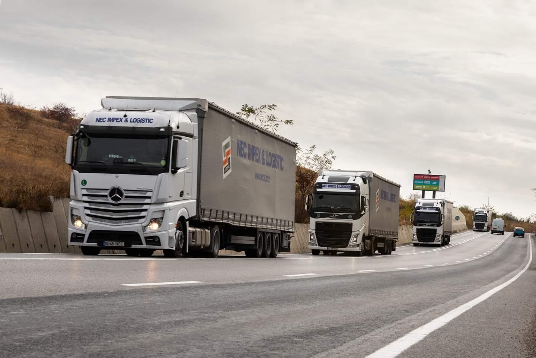NEC AutoTransport - Partnerul tau pentru transport national si international